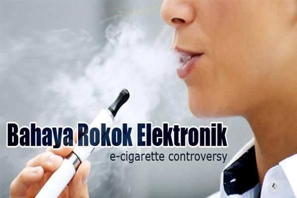 fakta bahaya rokok elektrik