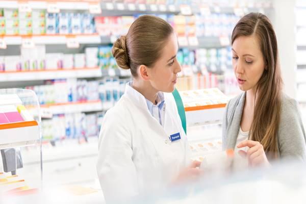 konsultasi obat resep ke apoteker