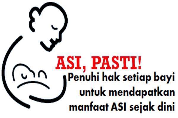 Manfaat ASI eksklusif untuk ibu dan perkembangan bayi