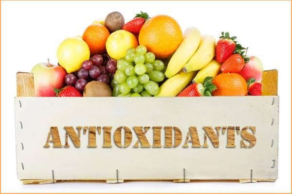 sumber antioksidan alami yang berasal dari makanan