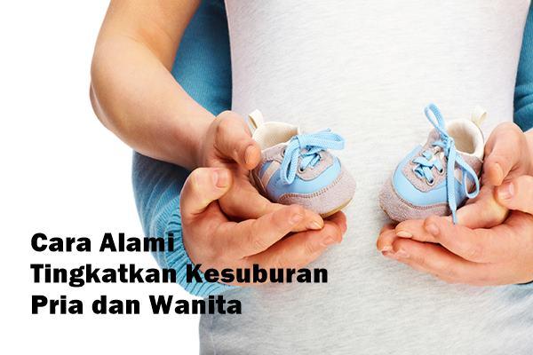 cara alami cepat hamil