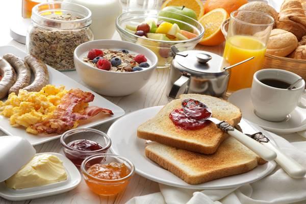 sarapan pagi tingkatkan kemungkinan untuk hamil