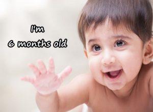 perkembangan bayi umur 6 bulan yang sehat normal