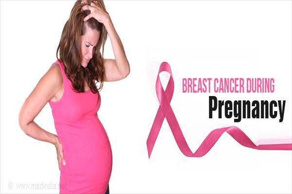 menderita kanker payudara saat hamil