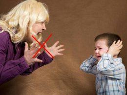 dampak membentak anak balita