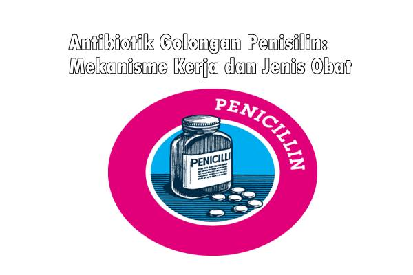 antibiotik golongan penisilin