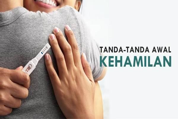 tanda hamil muda