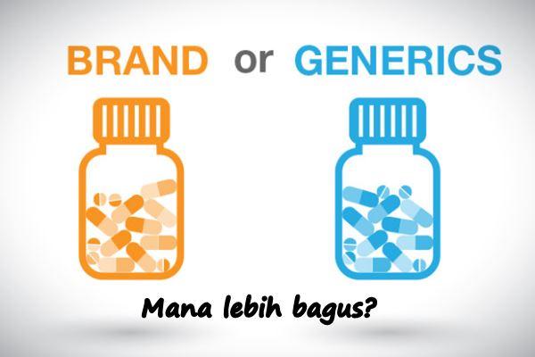 perbandingan obat generik vs paten