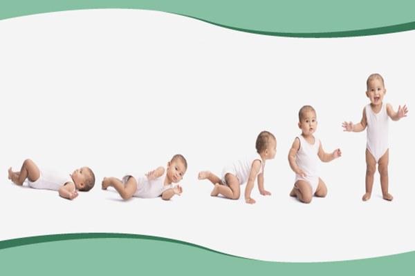 tahap perkembangan bayi tiap bulan yang sehat normal