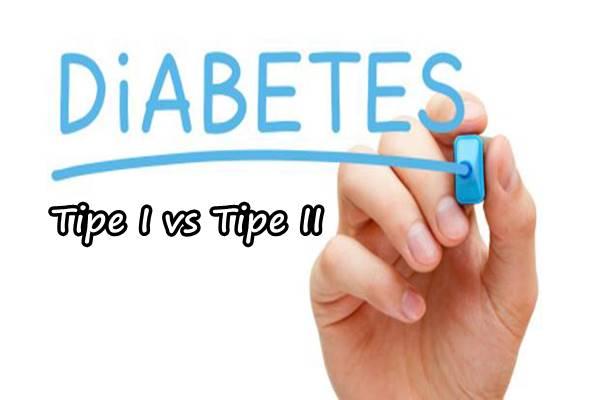 perbedaan diabetes tipe 1 dan 2