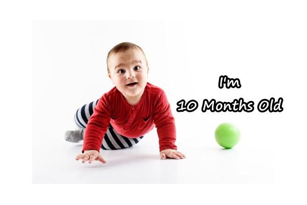 perkembangan bayi umur 10 bulan yang sehat normal