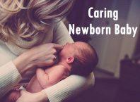 Tips merawat bayi baru lahir untuk ibu melahirkan anak pertama