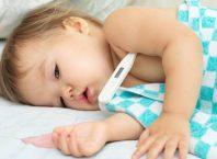 mengatasi demam pada bayi dan cara mengobati