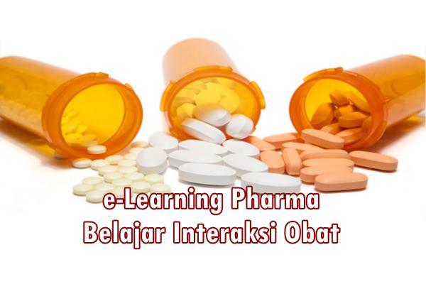 elearning pharma Belajar Interaksi Obat Online