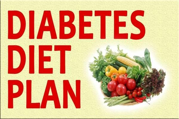 pantangan dan makanan sehat untuk penderita diabetes