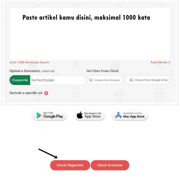 Pemeriksa plagiat online