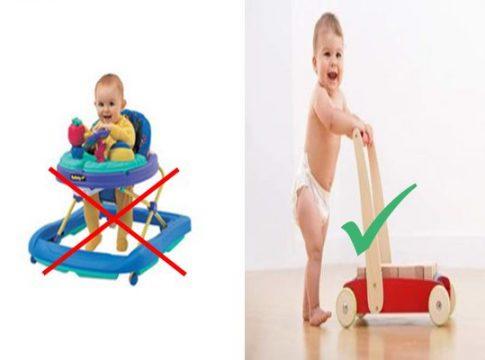 dampak penggunaan baby walker